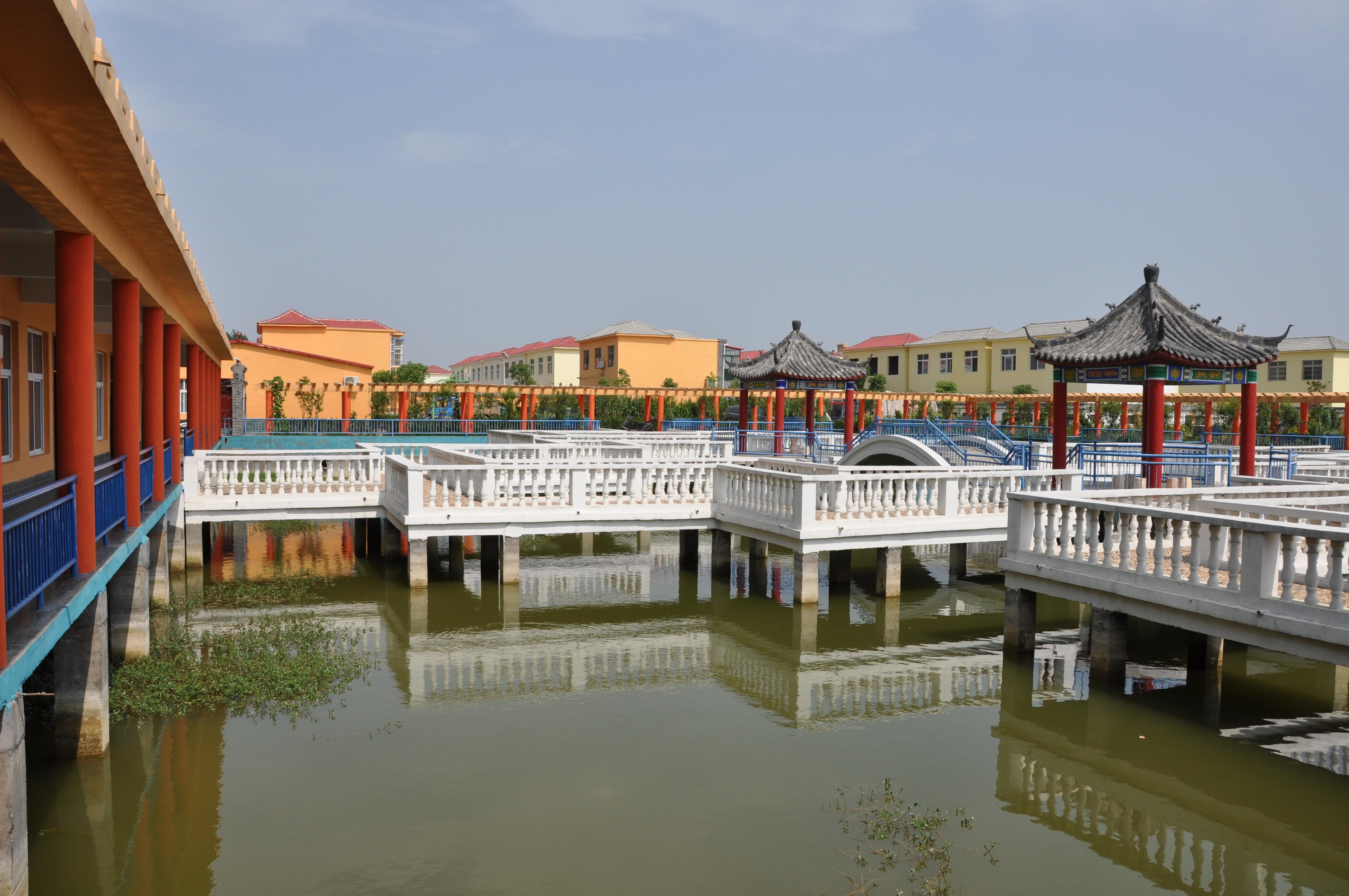 叶县新农村建设